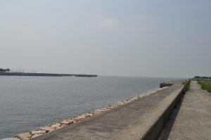 南芦屋浜-東側 釣り場Navi